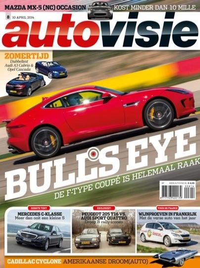 tijdschrift Autovisie