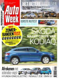 tijdschrift Autoweek